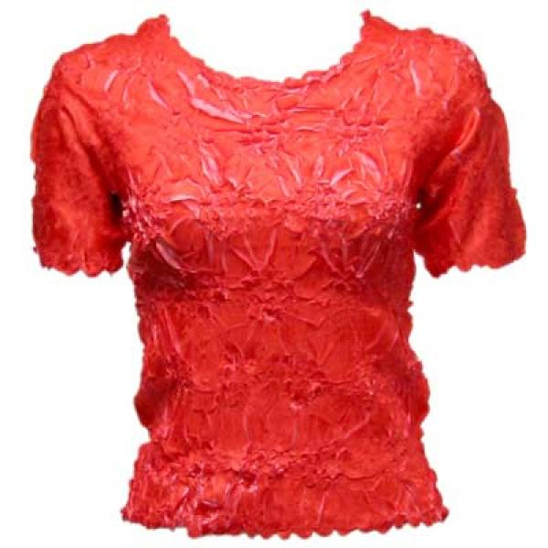 Wholesale Origami - Short Sleeve Scarlet - Flamingo - One Size (S-XL)