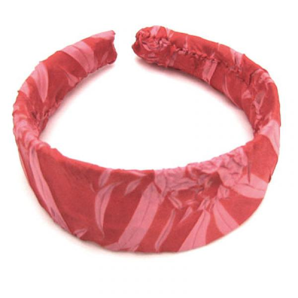 wholesale Origami Headbands*  Scarlet-Flamingo -