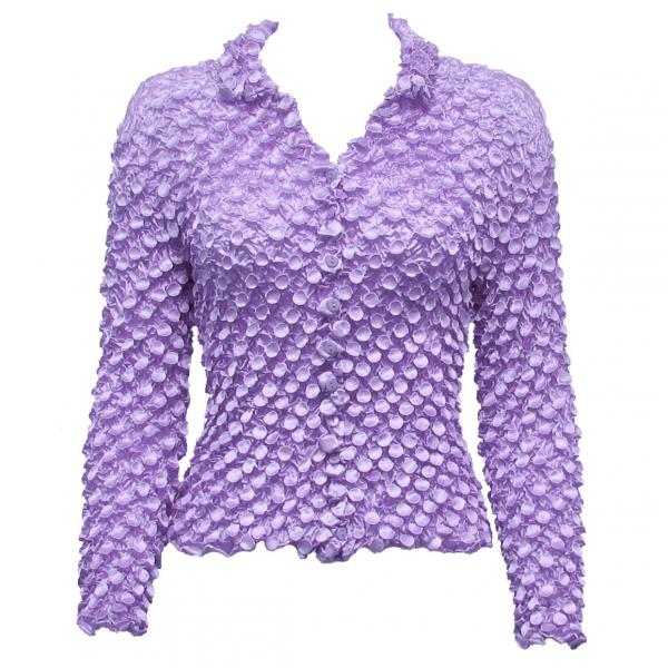 Wholesale Coin Style - Cardigan Lilac - One Size (S-XL)