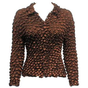 wholesale Coin Style - Cardigan Brown - One Size (S-XL)