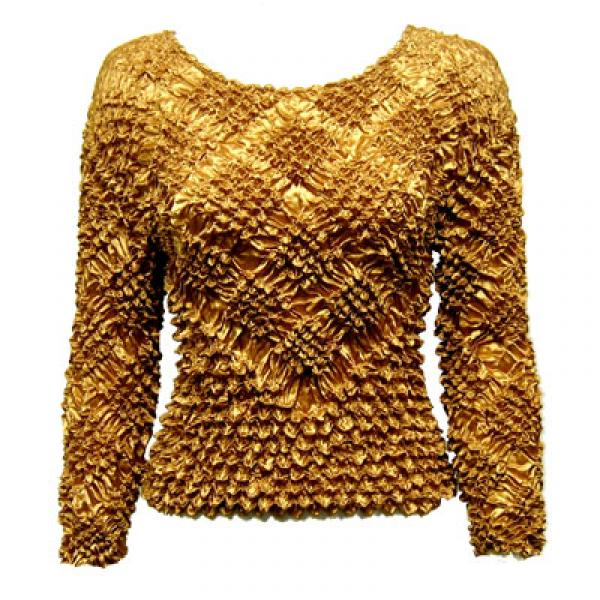 Wholesale Gourmet Popcorn - Long Sleeve Diamond Design Gold Gourmet Popcorn - Long Sleeve Diamond Design - One Size (S-XL)