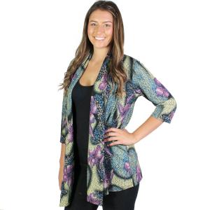 Wholesale Slinky TravelWear Jacket<br>One Size (S-L)<br>Plus Size (XL-2X)