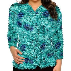 Gourmet Popcorn<br>Cardigans with Collar<br>Plus Size Fits (M-XXL)<br>Queen Size (XL-3X)