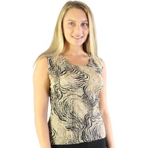 Wholesale Ultra Light Crush Silky Touch<br>Sleeveless<br>One Size (S-L)<br>Plus Size (XL-2X)