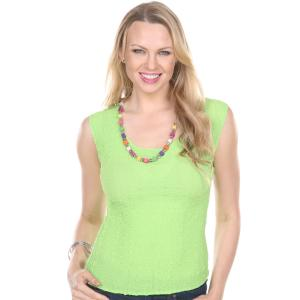 Wholesale Magic Crush Georgette<br>Sleeveless<br>One Size (S-M)<br>Plus Size (L-XL)