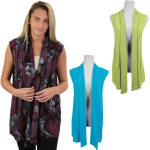 Wholesale Slinky TravelWear Vest<br>One Size Fits All