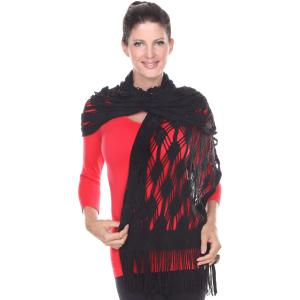 Wholesale Oblong Scarves<br>Abstract Weave<br>4101