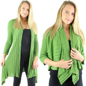 Wholesale Magic Convertible<br>Long Ribbed Sweater