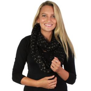Wholesale Infinity Scarves<br>Crochet Sparkle<br>4082