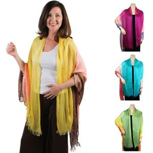 Wholesale Big Scarves/Shawls<br>Ombre<br>979