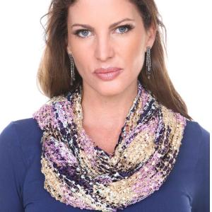 Wholesale Infinity Scarves<br>Confetti<br>26791