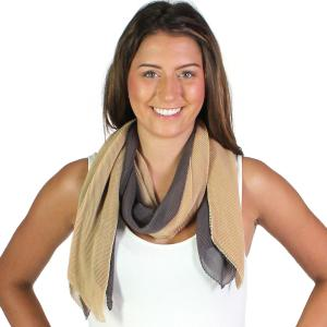 Wholesale Oblong Scarves<br>Pleated