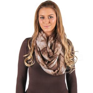Wholesale Infinity Scarves Wide<br>Tie Dye<br>1096