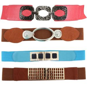 Wholesale Fashion Stretch Belts