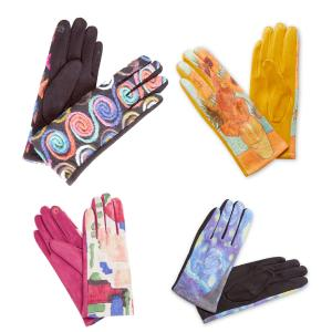 Touch Screen Smart Gloves<br>Fleece Lined