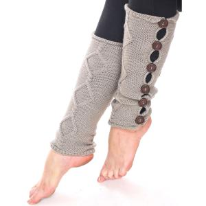Six Button<br>Leg Warmers<br>5090