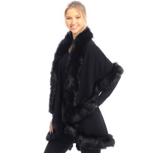 Wholesale Cape Vests<br>Fur<br>JP216