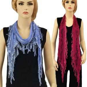 Oblong Scarves<br>Victorian Lace Confetti<br><font color = red><b>NEW COLORS</font></b>