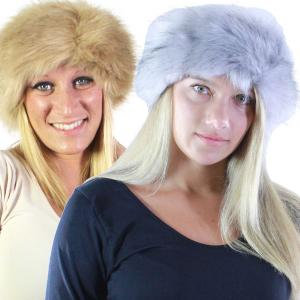 Wholesale Headbands<br>Faux Fur<br>20013