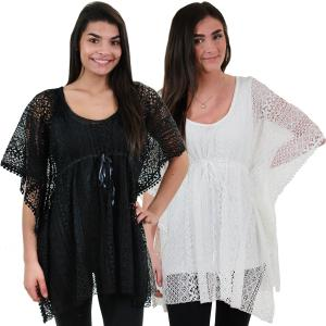 Wholesale Poncho<br>Crochet<br>8091