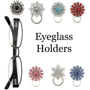 Magnetic Eyeglass Holder<br>