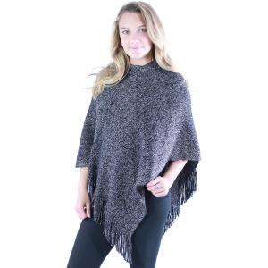 Wholesale Winter Ponchos<br>Sparkle Designs