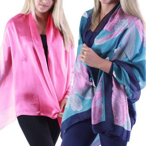 Shawls<br>Boutique Charmeuse