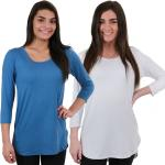 Brushed Fiber Tunics