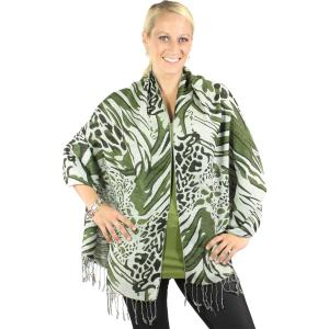 Wholesale Shawls<br>Abstract Animal