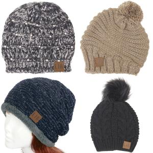 Knit Winter Hats