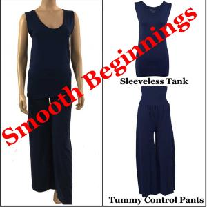 Smooth Beginnings<br>SmoothWear<br>Sleeveless and Pants