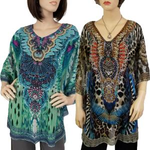 Wholesale Chiffon Dashiki<br>1381