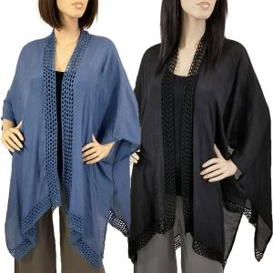 Wholesale Coverup<br>Crochet Border<br>1597