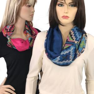 Wholesale <b>Magnetic Clasp Scarves</b><br>by Caterina<br>Assembled in Massachusetts