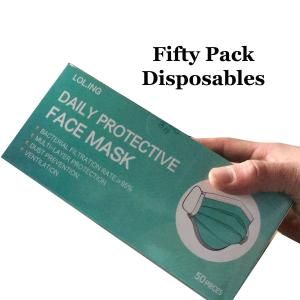 Wholesale Protective Mask Disposables