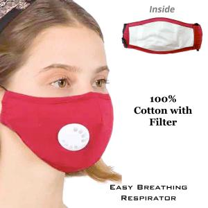 Wholesale Protective Masks with Respirator + Filters C09 C10