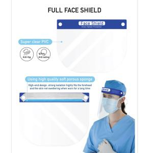 Protective Face Shields (Twelve  Packs)