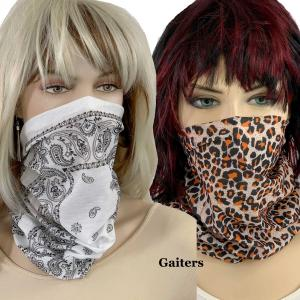 Protective Masks - Gaiters