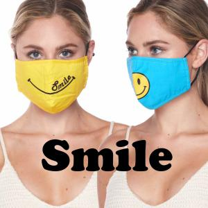 Protective Masks - <br>Smile Editions