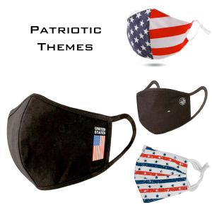 Wholesale Protective Masks - Patriotic Editions