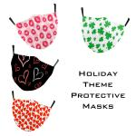 Protective Masks - Holiday Designs