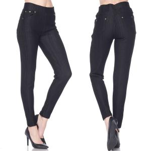 Jeggings - Fur Fleece Lined 0023