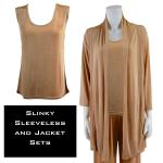 Slinky Jacket Set