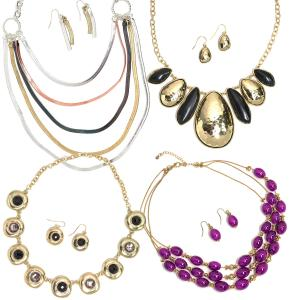Fashion Necklace & Earring Sets