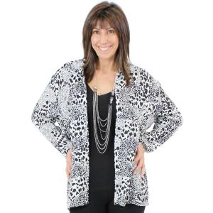 Ultra Light Crush Silky Touch<br>Blouse<br>One Size (S-L)<br>Plus Size (XL-2X)