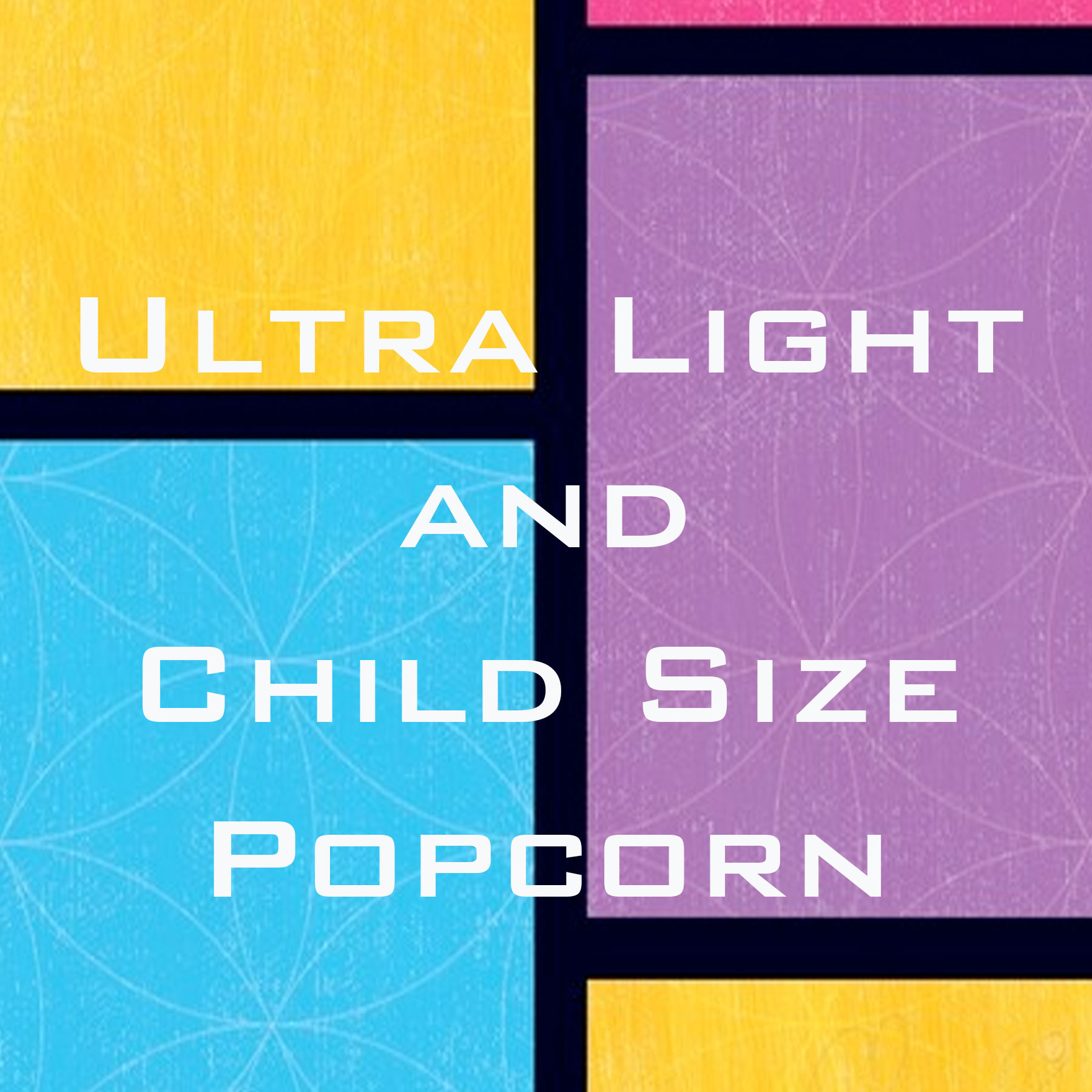 Silky Touch Popcorn Ultra Light