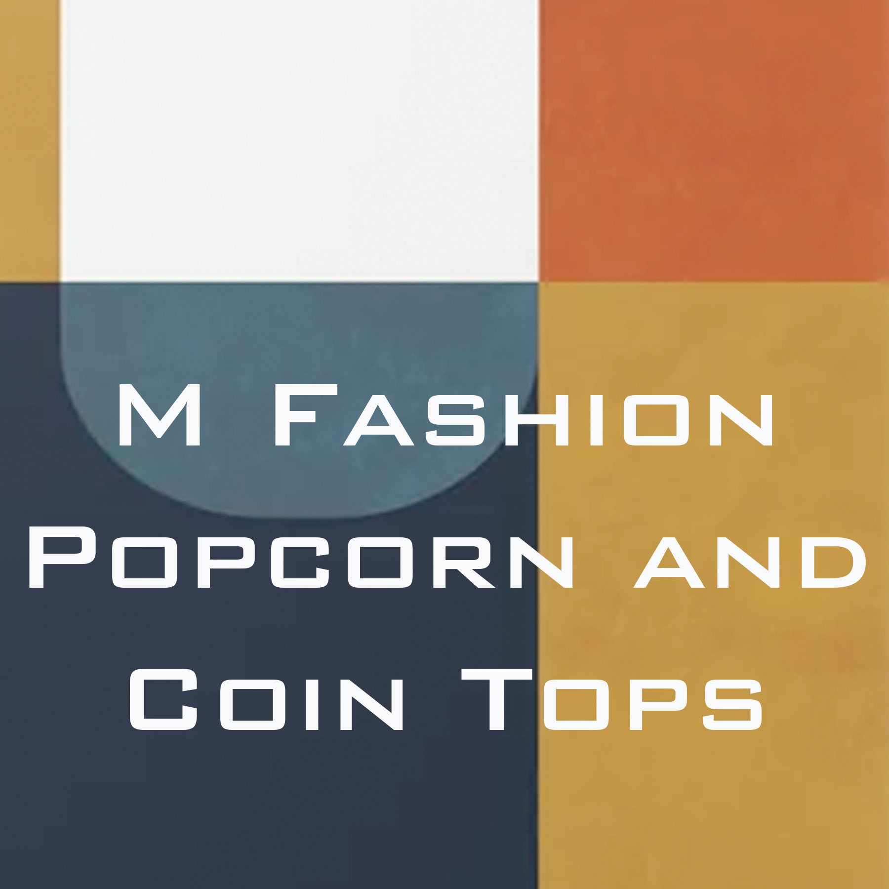 Wholesale Popcorn Tops