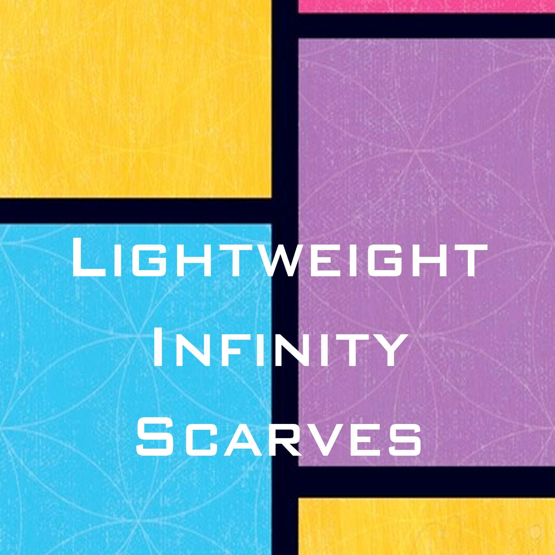 Wholesale Lightweight Infinity Scarves