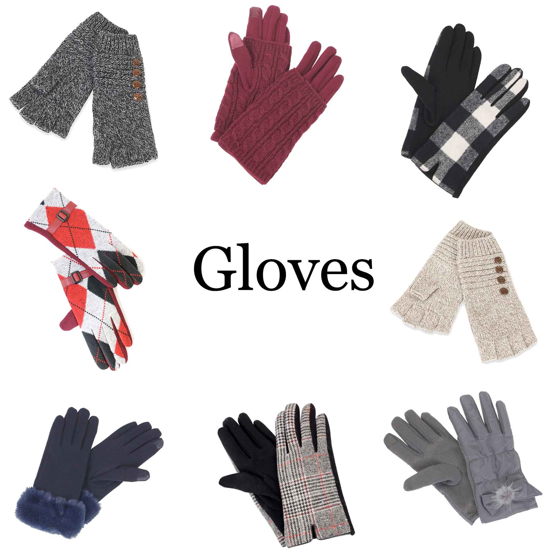 Wholesale Fall/Winter Gloves