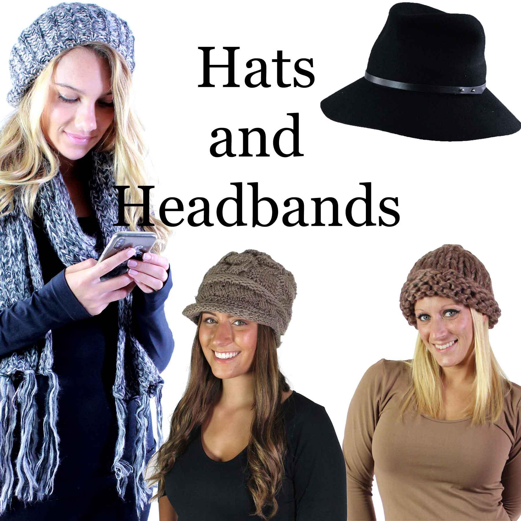 Wholesale Fall/Winter Hats & Headwear